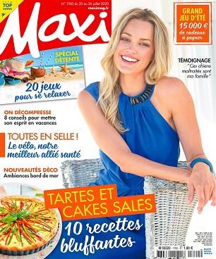 Maxi N°1760 Du 20 au 26 Juillet 2020