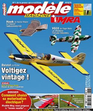 Modèle Magazine N°827 – Août 2020