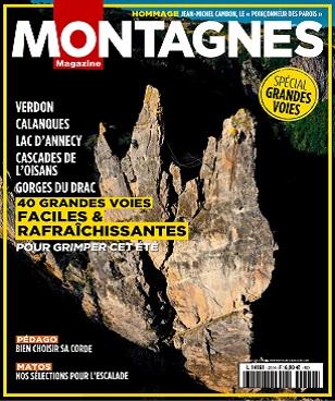 Montagnes Magazine N°480 – Août 2020