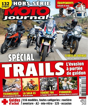 Moto Journal Hors Série N°3 – Spécial Trails 2020