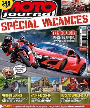 Moto Journal N°2284 Du 17 Juillet 2020