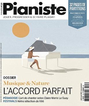 Pianiste N°123 – Juillet-Août 2020