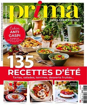 Prima Hors Série N°56 – Cuisine 2020
