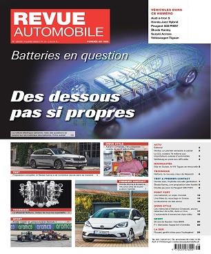Revue Automobile N°28 Du 9 Juillet 2020