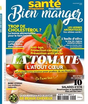 Santé Magazine Hors Série N°19 – Juillet-Août 2020