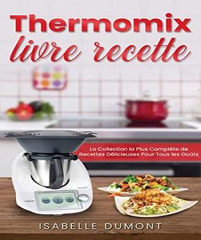 Thermomix Livre Recette – Isabelle Dumont (2020)