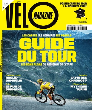 Vélo Magazine N°587 – Août 2020