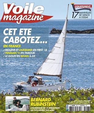Voile Magazine N°296 – Août 2020