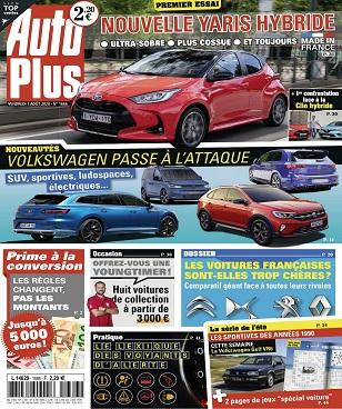 Auto Plus N°1666 Du 7 Août 2020