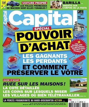 Capital N°347 – Août 2020