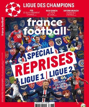 France Football N°3867 Du 18 Août 2020