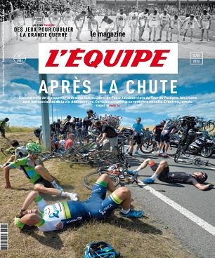 L'Equipe Magazine N°1981 Du 15 Août 2020