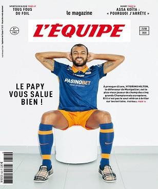 L'Equipe Magazine N°1982 Du 22 Août 2020