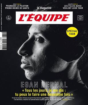 L'Equipe Magazine N°1983 Du 29 Août 2020