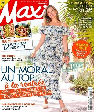 Maxi N°1766 Du 31 Août 2020