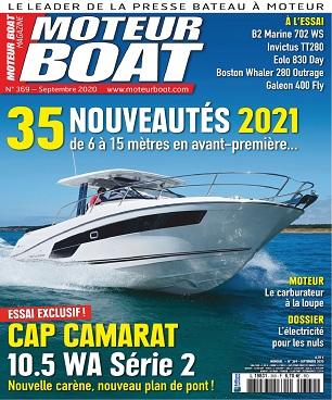 Moteur Boat N°369 – Septembre 2020