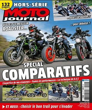 Moto Journal Hors Série N°15 – Spécial Comparatifs 2020