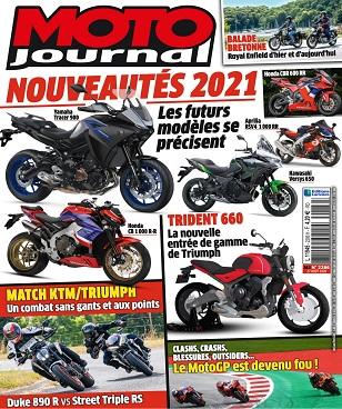 Moto Journal N°2285 Du 27 Août 2020