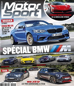 Motor Sport N°94 – Juillet-Août 2020