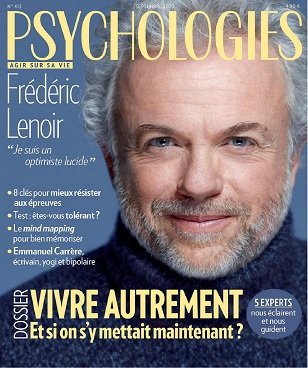 Psychologies Magazine N°413 – Septembre 2020