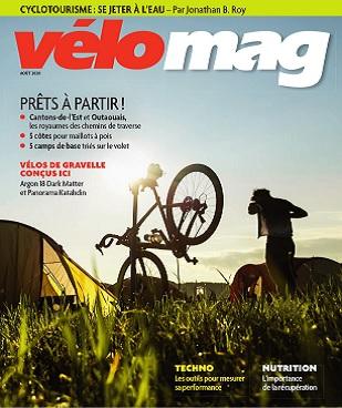 Vélo Mag – Août 2020