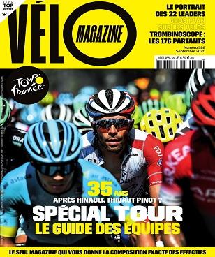 Vélo Magazine N°588 – Septembre 2020
