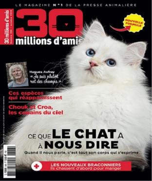 30 Millions d'Amis N°388 – Octobre 2020