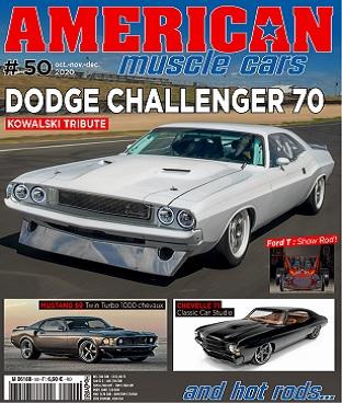 American Muscle Cars N°50 – Octobre-Décembre 2020