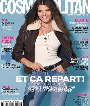 Cosmopolitan N°560 – Septembre 2020
