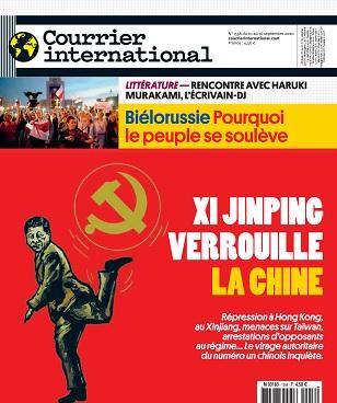 Courrier International N°1558 Du 10 Septembre 2020