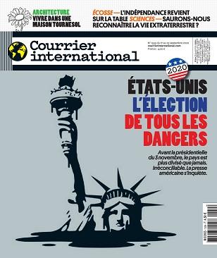 Courrier International N°1559 Du 17 Septembre 2020