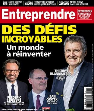 Entreprendre N°340 – Septembre 2020