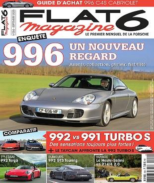 Flat 6 Magazine N°354 – Septembre 2020