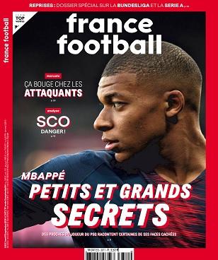 France Football N°3871 Du 15 Septembre 2020