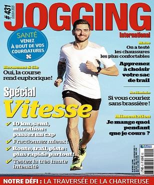 Jogging International N°431 – Octobre 2020