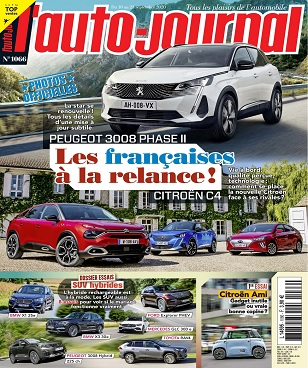 L'Auto-Journal N°1066 Du 10 au 16 Septembre 2020