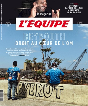 L'Equipe Magazine N°1984 Du 5 Septembre 2020