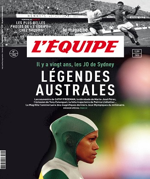 L'Equipe Magazine N°1985 Du 12 Septembre 2020