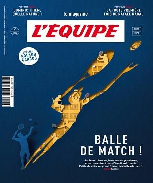 L'Equipe Magazine N°1987 Du 26 Septembre 2020