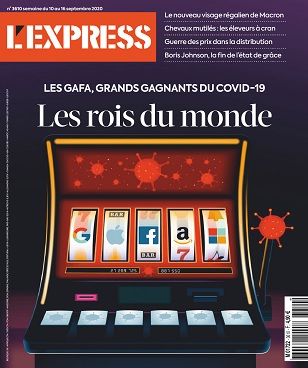 L'Express N°3610 Du 10 au 16 Septembre 2020