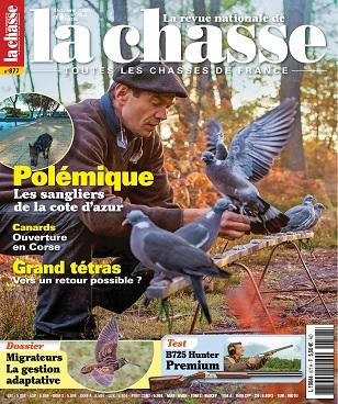 La Revue Nationale De La Chasse N°877 – Octobre 2020
