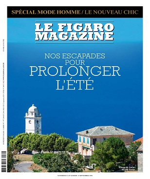 Le Figaro Magazine Du 11 Septembre 2020