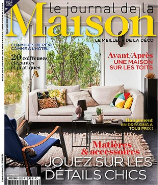Le Journal De La Maison N°525 – Septembre 2020