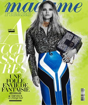 Madame Figaro Du 11 Septembre 2020