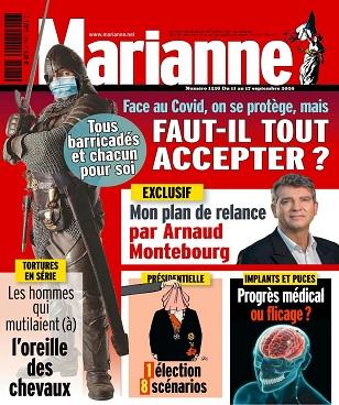 Marianne N°1226 Du 11 au 17 Septembre 2020