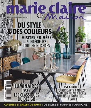 Marie Claire Maison N°520 – Octobre 2020