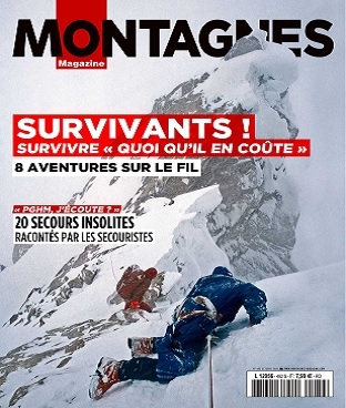 Montagnes Magazine N°482 – Octobre 2020