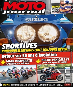 Moto Journal N°2287 Du 10 Septembre 2020