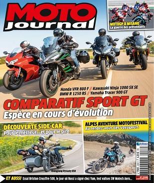 Moto Journal N°2288 Du 24 Septembre 2020