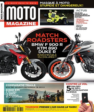 Moto Magazine N°370 – Octobre 2020